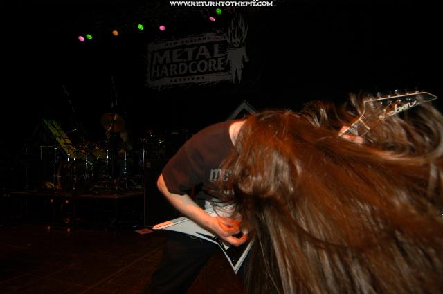 [all that remains on Apr 30, 2004 at the Palladium - first stage (Worcester, MA)]