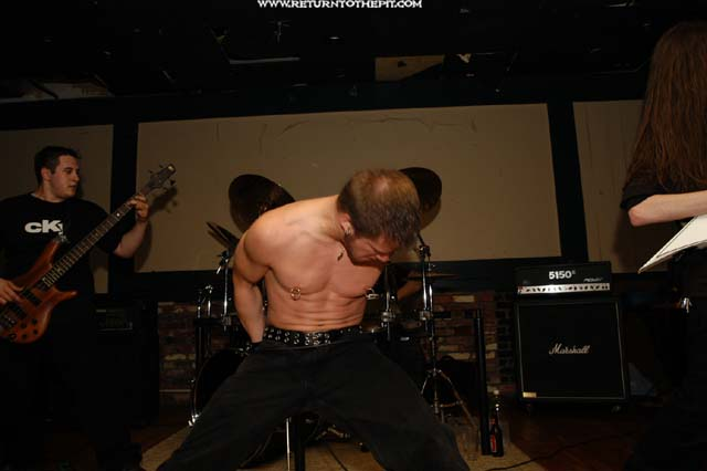 [all that remains on Jun 21, 2003 at 49 Monk Street (Stoughton, Ma)]