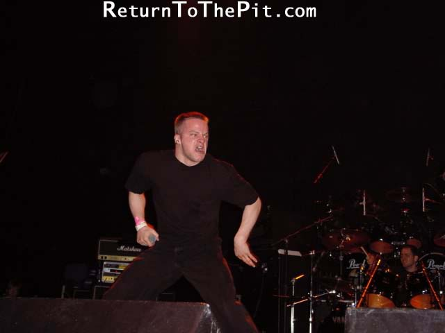 [all that remains on Apr 14, 2001 at The Palladium (Worcester, MA)]