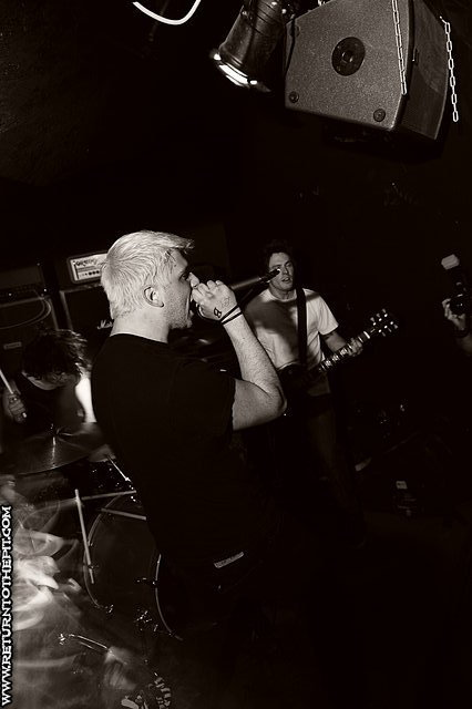 [antivenom on Mar 28, 2012 at O'Briens Pub (Allston, MA)]