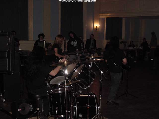 [ascendancy on Feb 1, 2003 at Civic League (Framingham, MA)]
