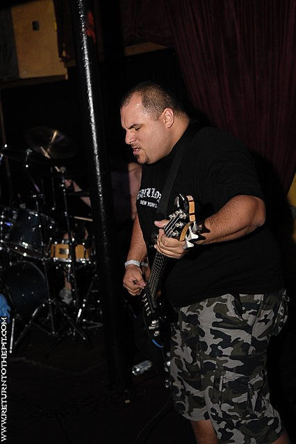 [billy club sandwich on May 10, 2009 at Club Hell (Providence, RI)]