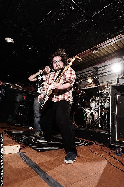 [black bear on Feb 27, 2010 at Rocko's (Manchester, NH)]