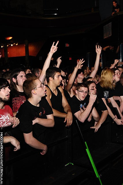 [born of osiris on Jul 18, 2009 at the Palladium - Mainstage (Worcester, MA)]