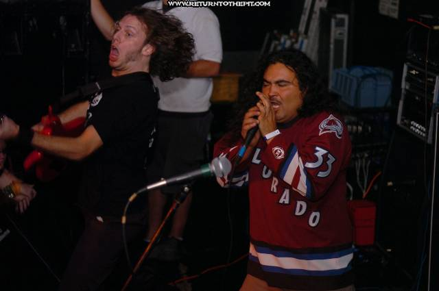 [cephalic carnage on Sep 24, 2005 at the Palladium (Worcester, Ma)]