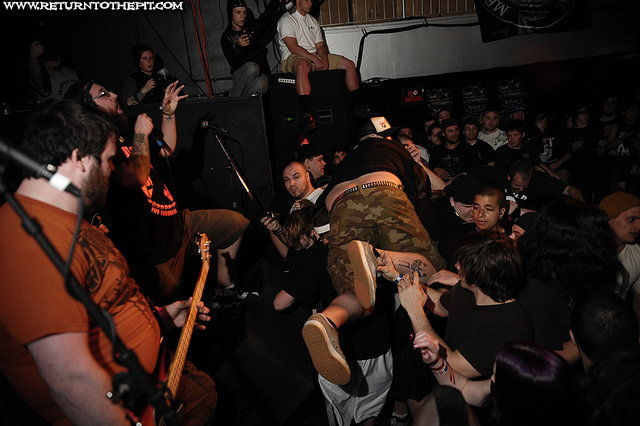 [cockpunch on Apr 26, 2008 at the Palladium - Secondstage (Worcester, MA)]