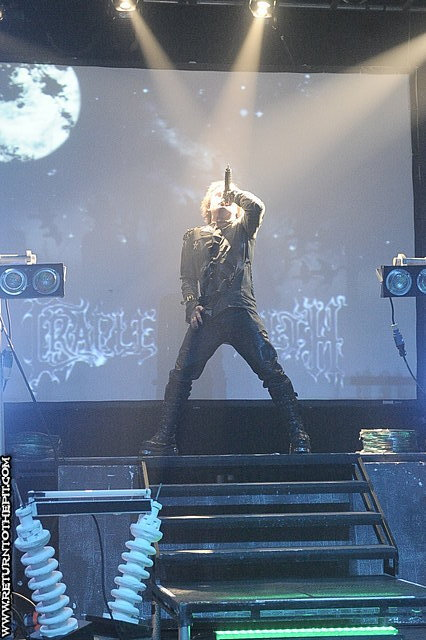 [cradle of filth on Mar 4, 2011 at the Palladium - Mainstage (Worcester, MA)]
