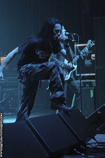 [daniel lioneye on Mar 4, 2011 at the Palladium - Mainstage (Worcester, MA)]