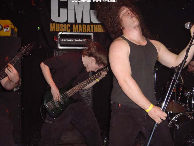 [daylight dies on Nov 1, 2002 at Downtime - CMJ (NYC, NY)]