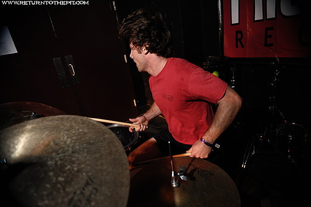 [defeater on Apr 18, 2009 at the Palladium - Secondstage (Worcester, MA)]