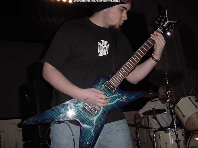 [dysentery on Feb 1, 2003 at Civic League (Framingham, MA)]