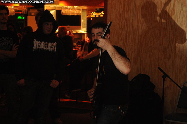 [dysentery on Jan 25, 2008 at Rocko's (Manchester, NH)]
