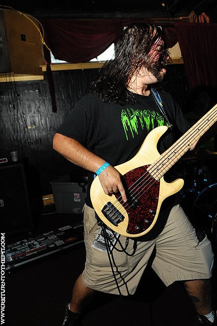 [dysentery on Aug 9, 2008 at Club Hell (Providence, RI)]