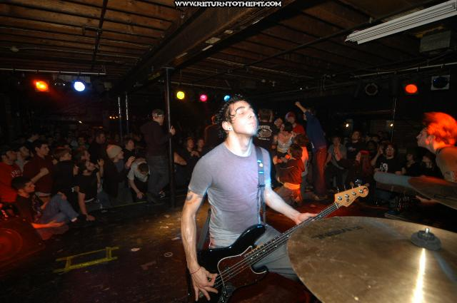 [every time i die on Mar 30, 2004 at the Living Room (Providence, RI)]