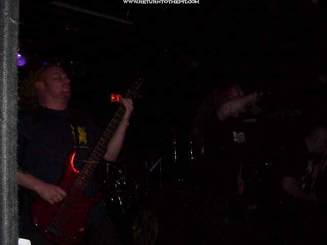 [flesh grind on May 6, 2000 at The Palladium (Worcester, MA)]