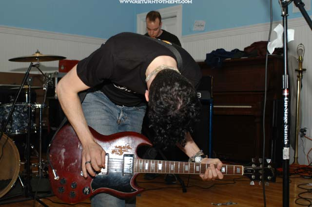 [garrison on Apr 18, 2003 at Iodine Fest - YMCA (Cambridge, MA)]