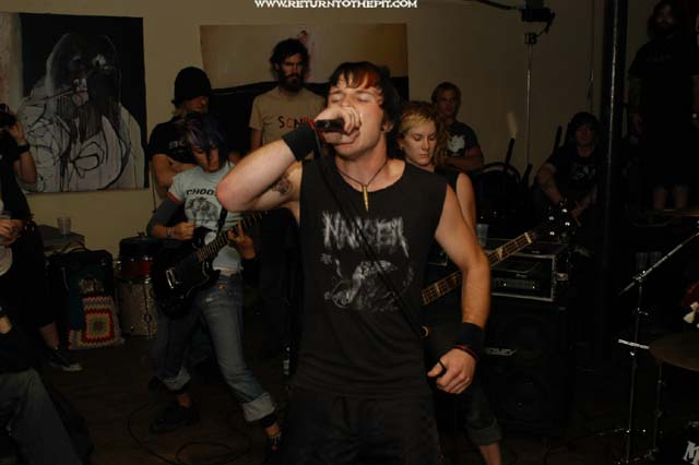 [get killed on Sep 6, 2003 at AS220 (Providence, RI)]