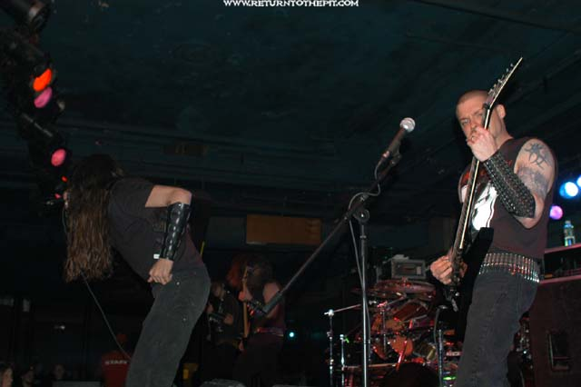 [goatwhore on Mar 9, 2003 at Lupo's Heartbreak Hotel (Providence, RI)]