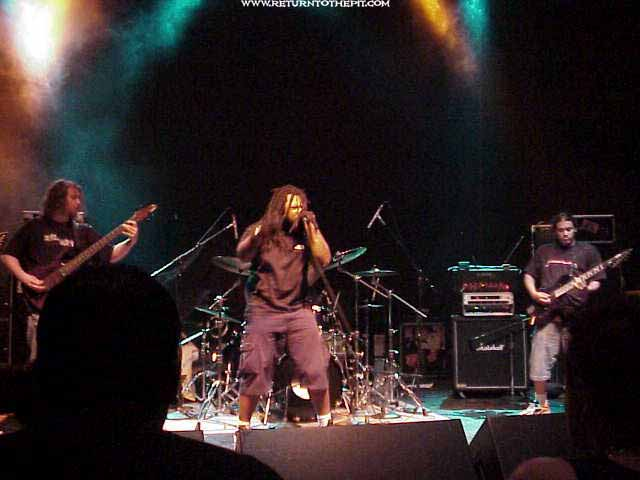 [god forbid on May 6, 2000 at The Palladium (Worcester, MA)]