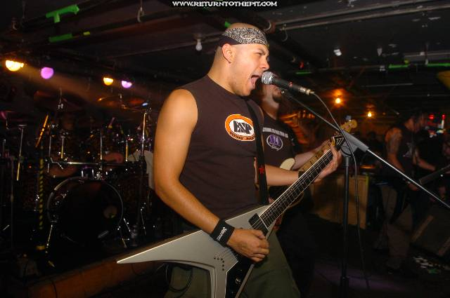 [god forbid on Nov 13, 2005 at the Bombshelter (Manchester, NH)]