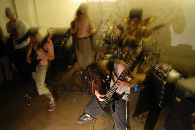 [goratory on Oct 4, 2003 at Box of Knives (Olneyville, RI)]