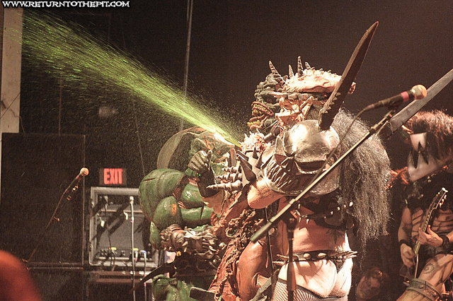 [gwar on Oct 21, 2011 at the Palladium (Worcester, MA)]