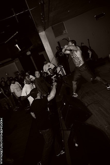 [harms way on Sep 19, 2009 at Club Lido (Revere, MA)]