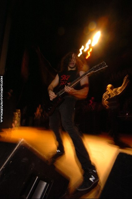 [haste the day on Mar 10, 2006 at the Palladium (Worcester, Ma)]