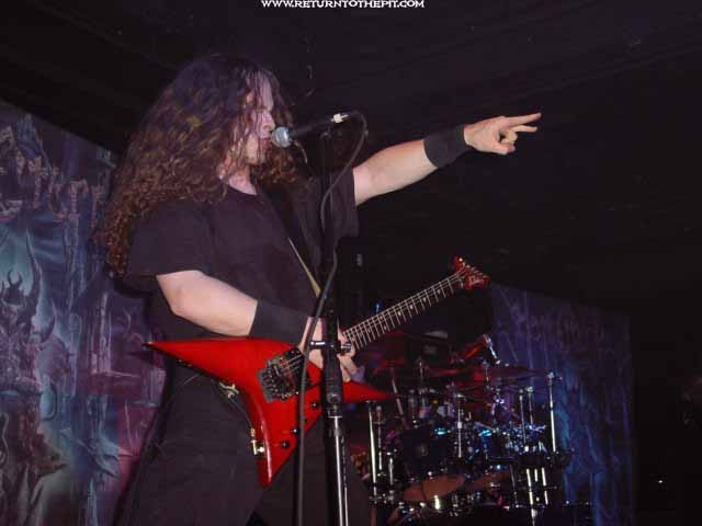 [hate eternal on Nov 9, 2002 at Lupo's Heartbreak Hotel (Providence, RI)]