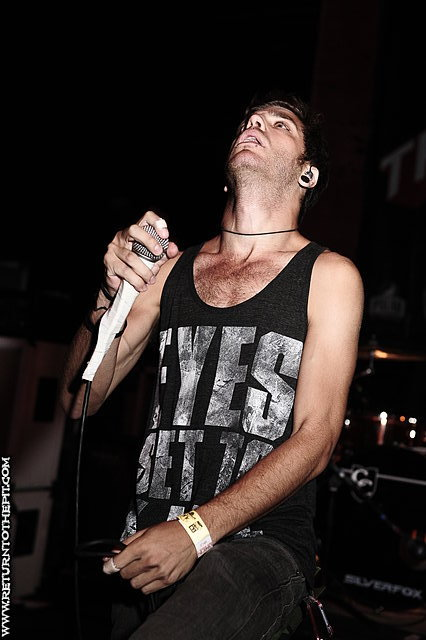 [ice nine kills on Aug 7, 2010 at the Palladium - Mainstage (Worcester, MA)]