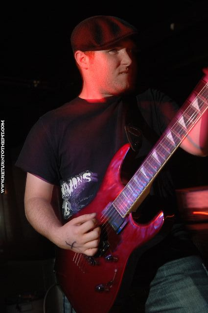 [in our blood on Sep 3, 2006 at Club Lido (Revere, Ma)]