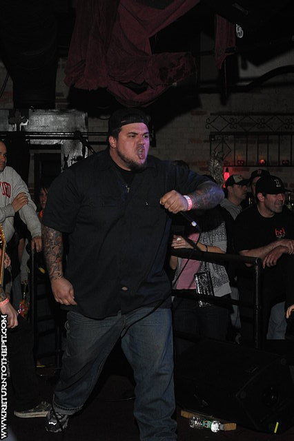 [intent to injure on May 10, 2008 at Club Hell (Providence, RI)]