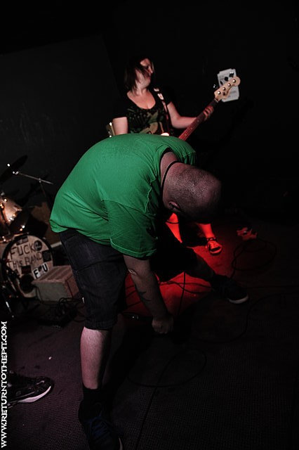 [it will end in pure horror on Jul 9, 2010 at O'Briens Pub (Allston, MA)]