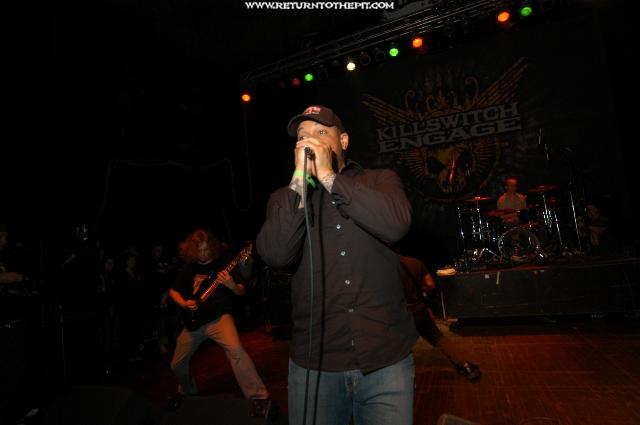 [killswitch engage on Apr 30, 2004 at the Palladium - first stage (Worcester, MA)]