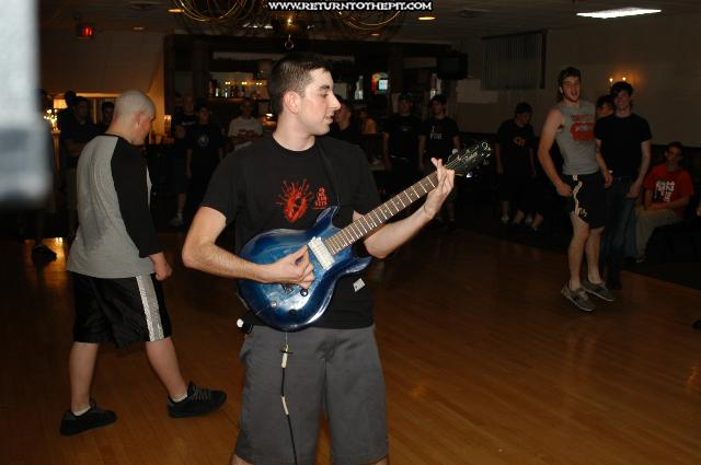 [letters from the dead on Aug 4, 2004 at Knights of Columbus (Kingston, Ma)]
