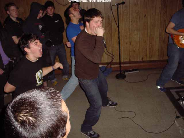 [life in your way on Dec 1, 2002 at VFW (Waterbury, CT)]