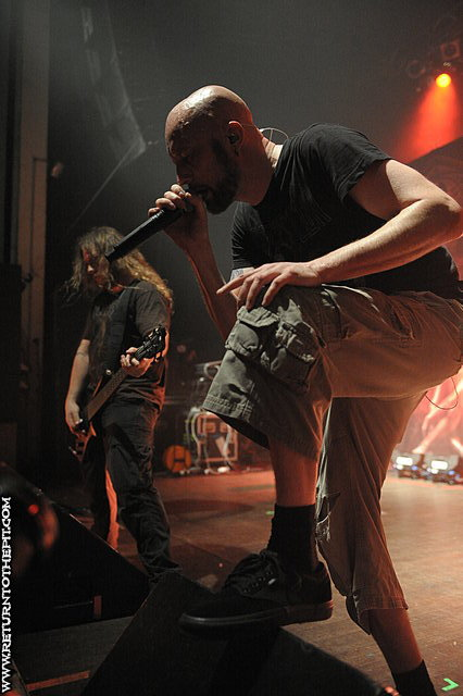 [meshuggah on May 19, 2012 at the Palladium (Worcester, MA)]