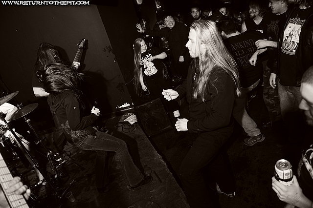 [parasitic extirpation on Jan 14, 2012 at O'Briens Pub (Allston, MA)]