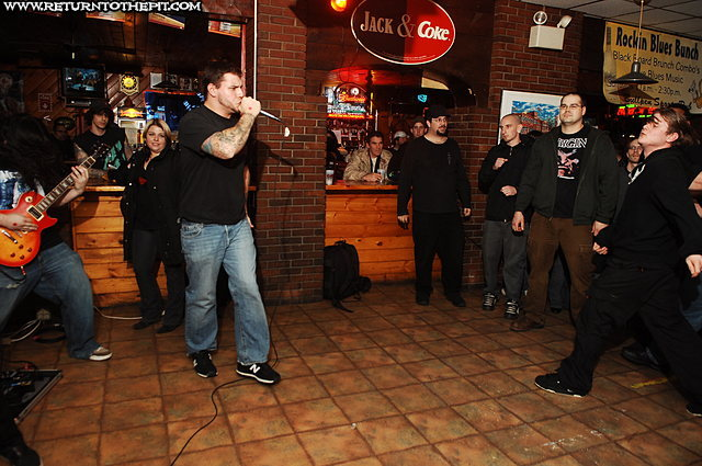 [parasitic extirpation on Dec 29, 2007 at the Bullpen (New Bedford, MA)]