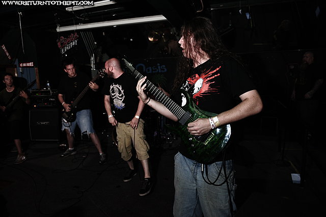 [pathogenic on Aug 13, 2011 at Club Oasis (Worcester, MA)]