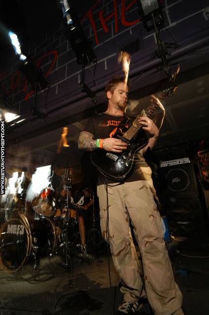 [pig destroyer on May 28, 2005 at the House of Rock (White Marsh, MD)]