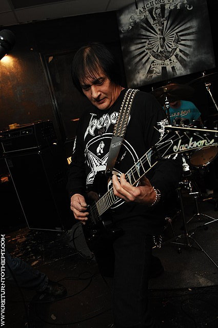 [psycho on Dec 13, 2008 at Anchors Up (Haverhill, MA)]