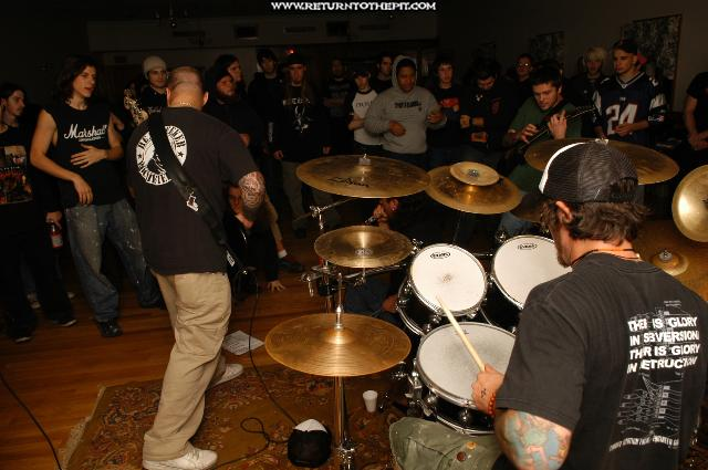 [psyopus on Oct 21, 2004 at Knights of Columbus (Arlington, Ma)]