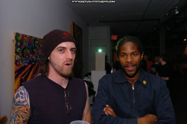 [randomshots on May 14, 2005 at Evo's Art Space - upstairs (Lowell, Ma)]