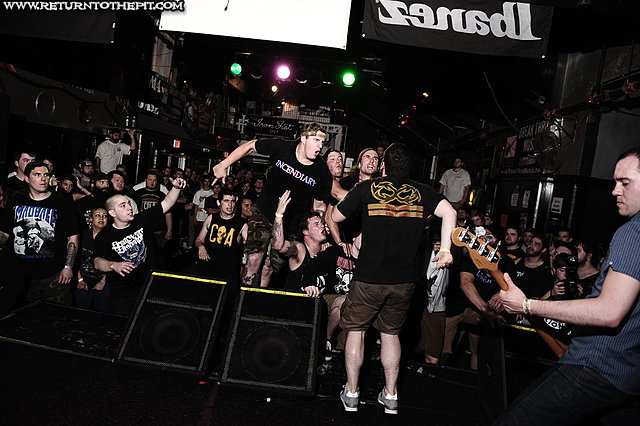 [shipwreck on Apr 21, 2012 at the Palladium - Secondstage (Worcester, MA)]