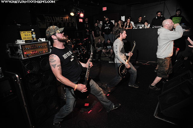 [since the flood on Apr 27, 2008 at the Palladium - Secondstage (Worcester, MA)]