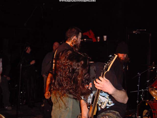 [skinless on Dec 9, 2000 at The Palladium (Worcester, MA)]