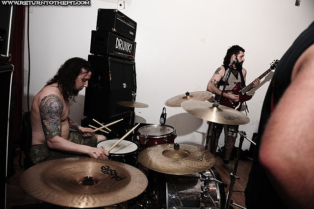[socialized death sentence on Apr 15, 2012 at Radio (Somerville, MA)]