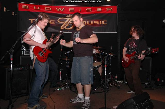 [suspension of graces on Mar 30, 2005 at Dover Brick House (Dover, NH)]