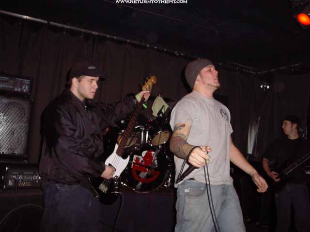 [swear to god on Oct 27, 2002 at Halloween Thrash Bash - Fat Cat's  (Springfield, MA)]